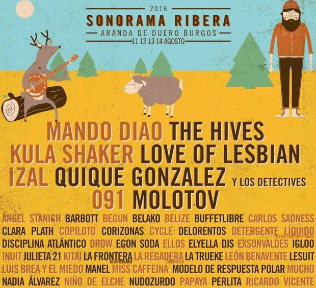 Participa en nuestro concurso y gana dos abonos para el Sonorama. http://stylelovely.com/noticias-moda/gana-dos-abonos-sonorama/