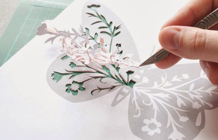 DIY - New E-Book | Teach Yourself to Papercut by Mr. Yen Designs
