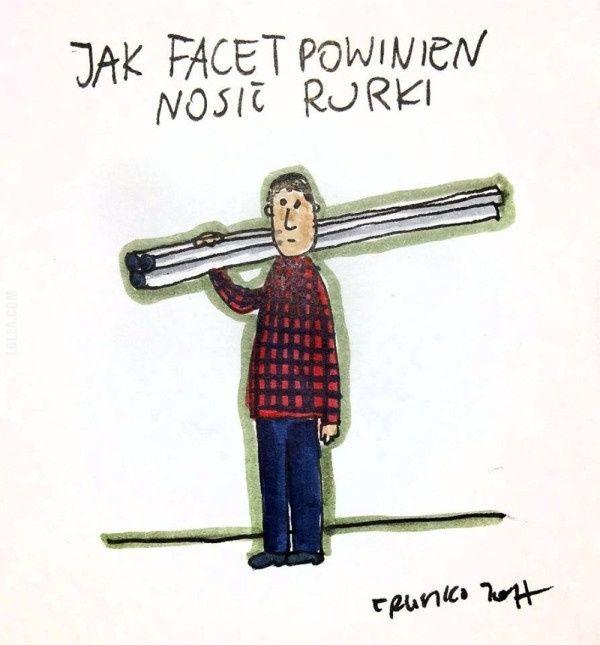 Jak facet powinien nosić rurki #facet #rurki