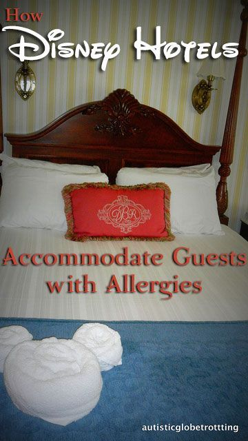 No travel destination knows how to accommodate special needs quite like Disney! If you suffer from allergies, learn how Walt Disney World hotels and resorts can help make your stay pleasant and allergy-free.