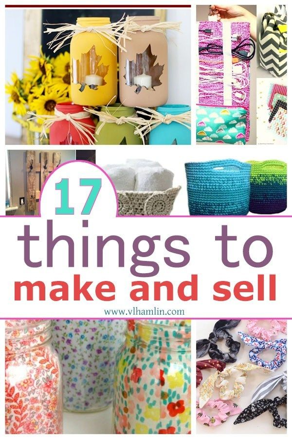 Updated Even More Things To Make And Sell From Home So You Can Quit