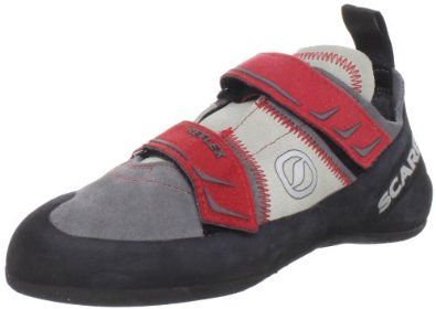 Scarpa Men's Reflex Climbing Shoe,Smoke/Parrot,44 EU/10.5 M US Scarpa. $98.95