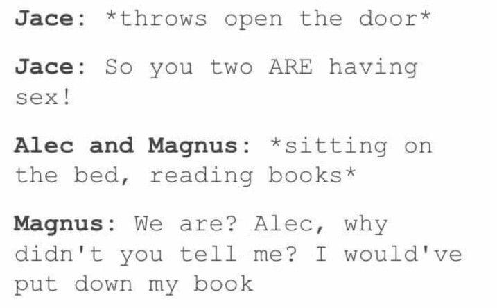 Jace Alec and Magnus Malec Shadowhunters TMI The Mortal Instruments
