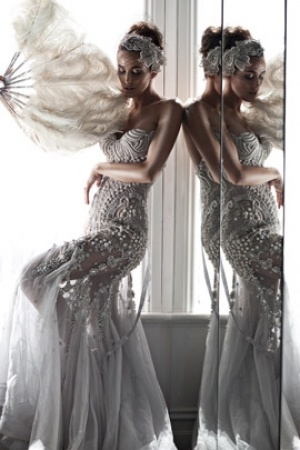 Images | Rebecca Judd.. J'Aton couture.. So different! Love it !
