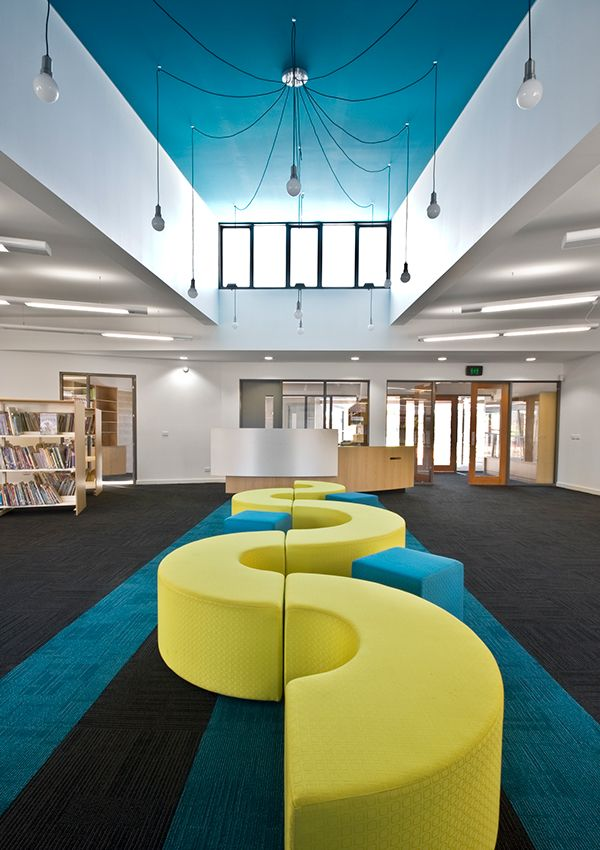 Modern Classroom Interior ~ St lukes primary school on interior design served