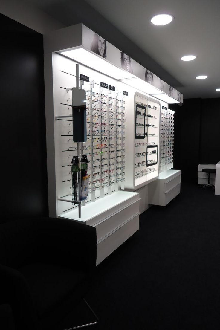 102 best optical store designs images on pinterest for Shop plans and designs