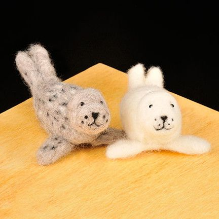 WoolPets SealPups