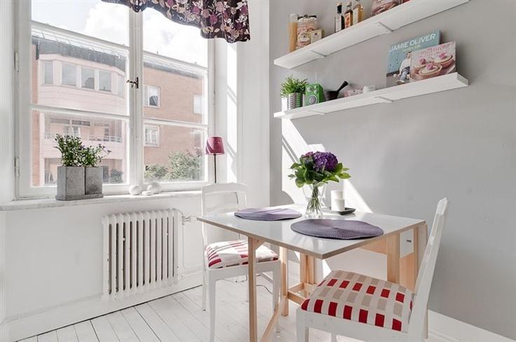 Obsesionada con las cocinas de las casas nórdicas...