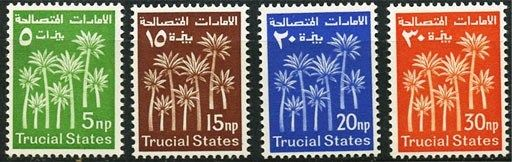 trucial states