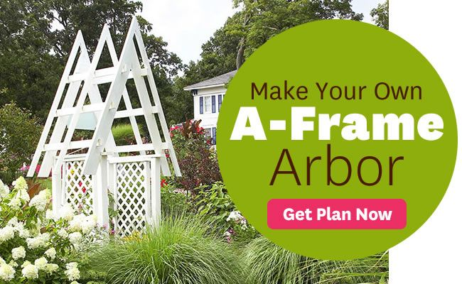 Free Arbor Plans Online Woodworking Projects Plans