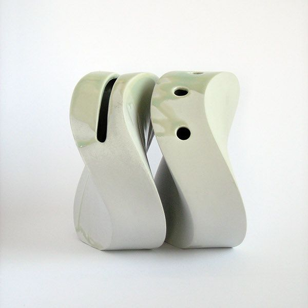 Celadon Vase on Behance