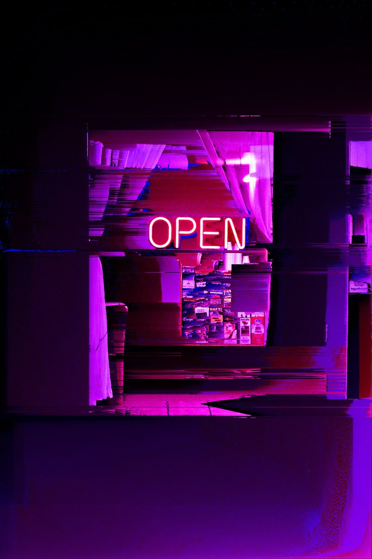 Gloomyartist Neon Aesthetic Neon Vaporwave