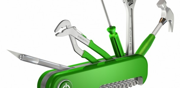 3 Green Tools You Need in Your Spring Toolbox! #greenliving #ecohomeideas