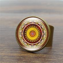 The sun be with you! http://www.meditativelifeguide.com/products/mandala-flower-vintage-ring-art-collage-glass-dome-yoga-om-symbol-rings-for-women-jewelry-wholesale-anillos-s5073/  #mandala #mandalajewellery #mandalarings #zen #meditation #rings #mandalapattern #lotus #jewelry #jewellry #yogajewelry #sunpattern #mandalajewelry #meditationjewelry #sun #om #omsymbol #omjewelry