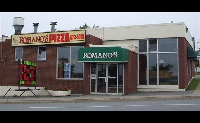 Romano's: Saint John, NB