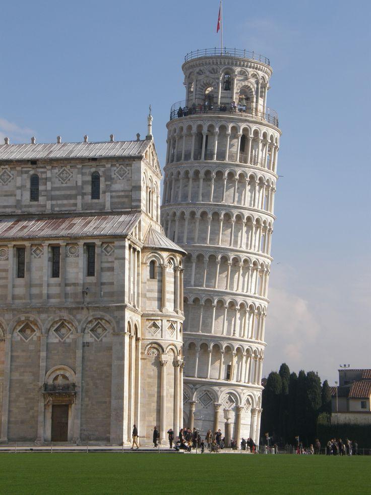 Pisa -Torre di Pisa - Italia