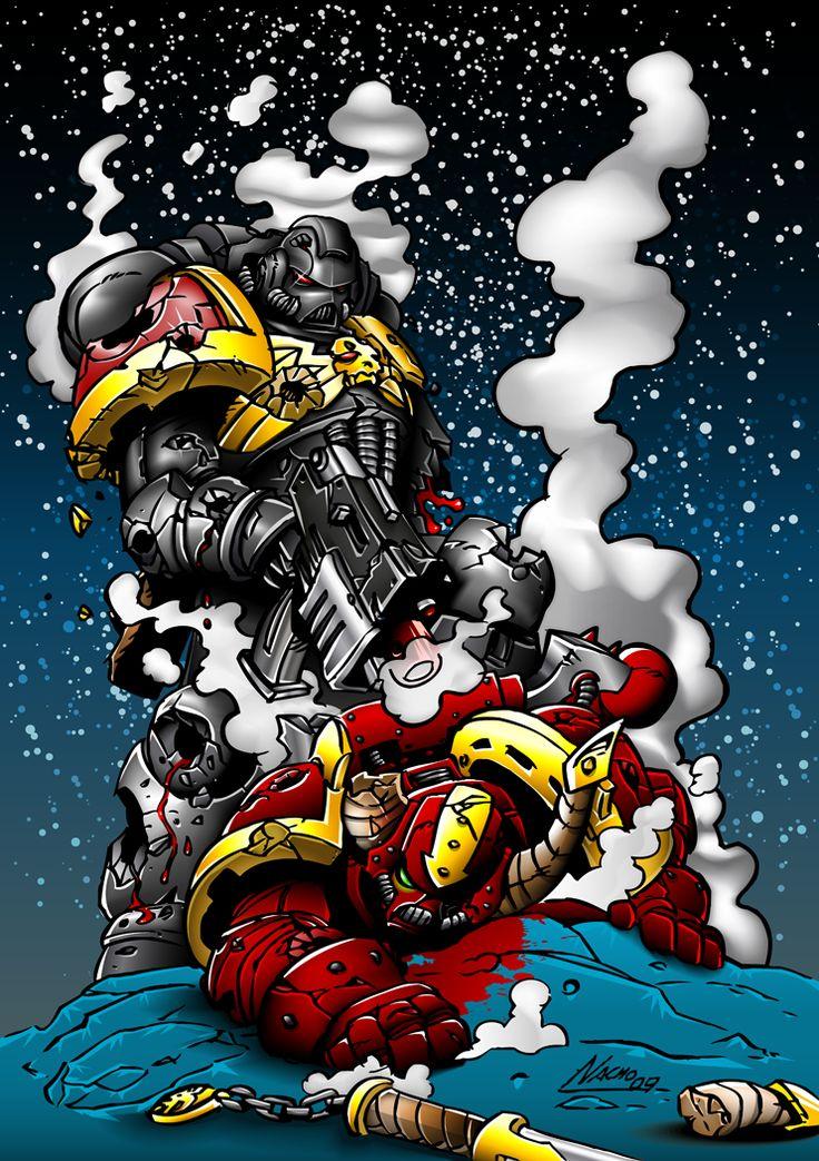 Merry christmas, Heretic | Warhammer 40K | Pinterest | Warhammer ...