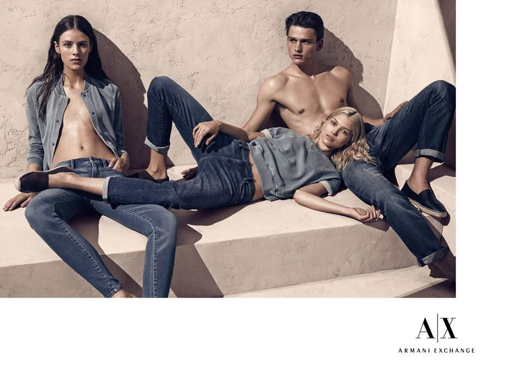 Try on the latest collection at @Armani Exchange as part of Instant Glam on #RegentStreet.