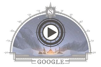 Il y a 105 ans, la première expédition pour atteindre le pôle Sud était couronnée de succès