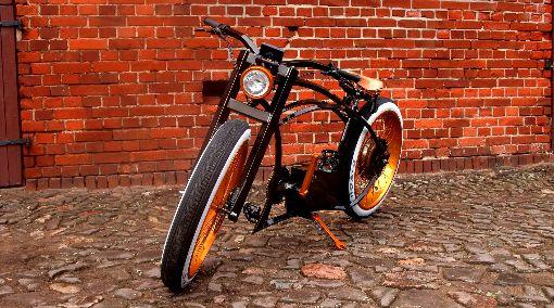 Röder-Bikes – Gold Edition E-Bike – Erwin Sensemann