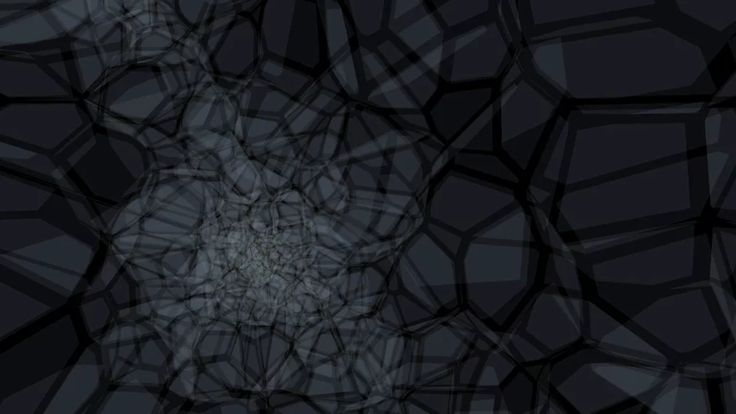 Voronoi Tessellation in 3D from AREPO Astrophysical Simulation Code on Vimeo