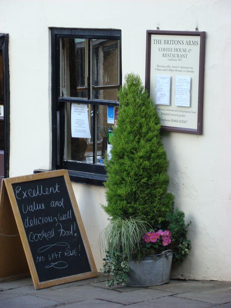 Britons Arms Cafe & Restaurant, Elm Hill