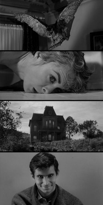 today I watched Psycho. I'm gonna try and watch at least 1 film a day from the IMDB top 250 films of all time (minus the ones I have already watched). so here's number 30 :)