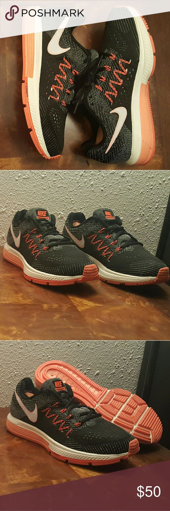 Women's Nike vomero 10 Women's Nike vomero 10 size 8 excellent condition Nike Shoes Athletic Shoes