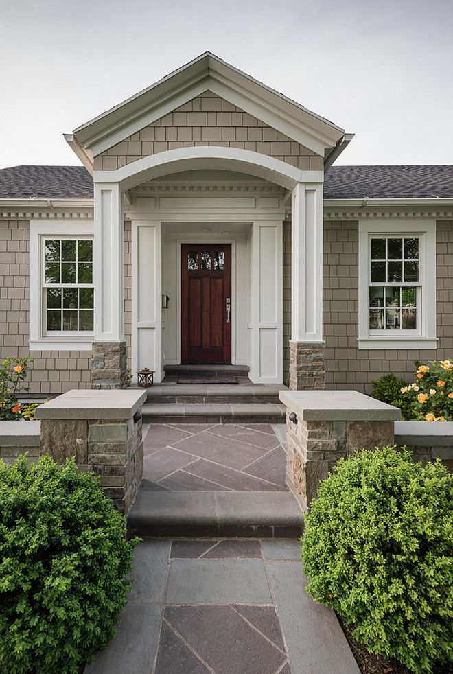 Best 25 benjamin moore exterior ideas on pinterest - Benjamin moore exterior color combinations ...