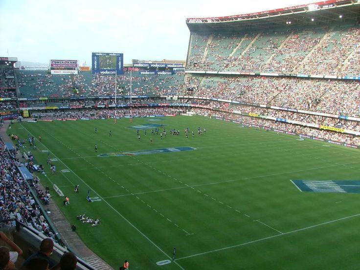 Kings Park Stadium - Durban, South Africa