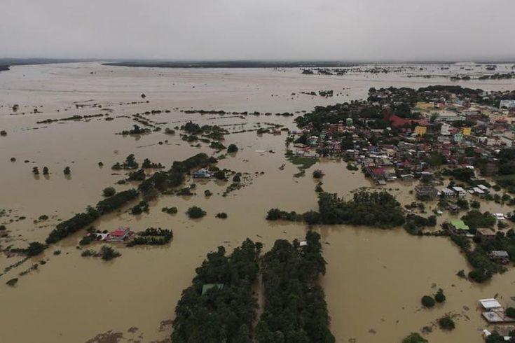 #Drone #video shows massive flooding in Tuguegarao #UAV  http://www.abs-cbnnews.com/nation/regions/10/19/15/drone-video-shows-massive-flooding-tuguegarao