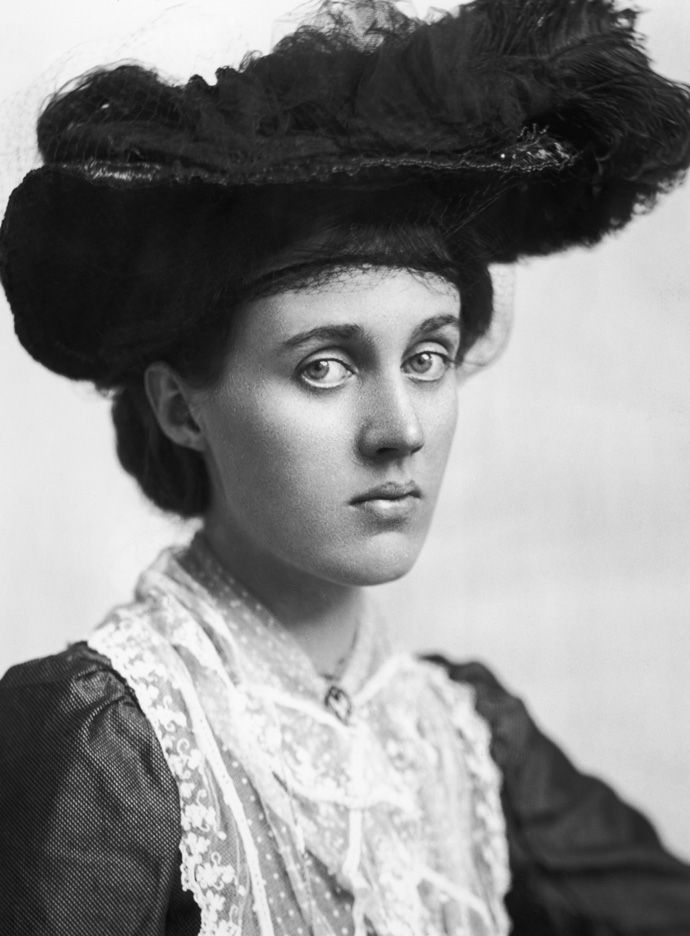 Vanessa Bell (née Stephen; 1879 -1961), an English painter and interior designer, a member of the Bloomsbury group, and the sister of Virginia Woolf.