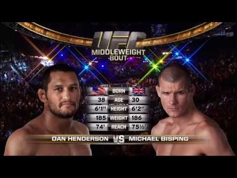 UFC 204 Free Fight: Dan Henderson vs Michael Bisping 1