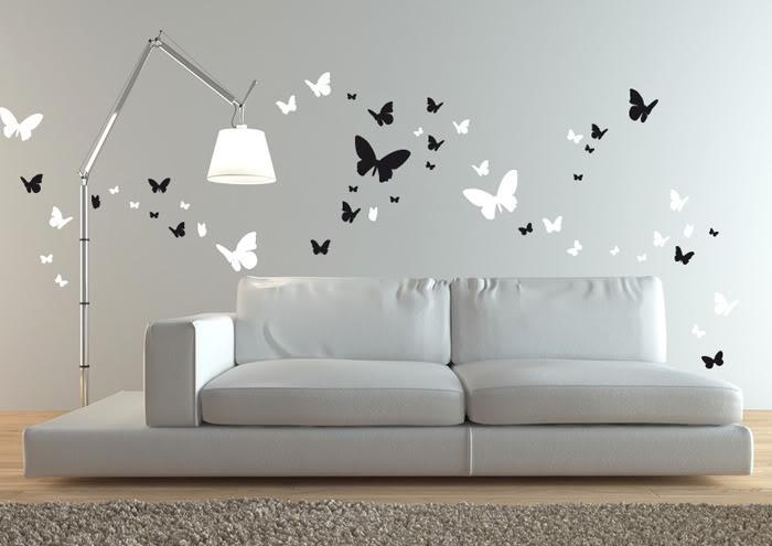 Envol de 110 papillons