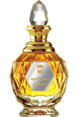 Dahn Al Oudh Moattaq by Ajmal is an Oriental Spicy fragrance for women and men. Top notes are woodsy notes, rose and spices; middle notes are agarwood (oud) and ambergris; base notes are musk and powder.