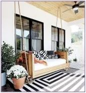25 Modern Farmhouse Porch Decor Ideas