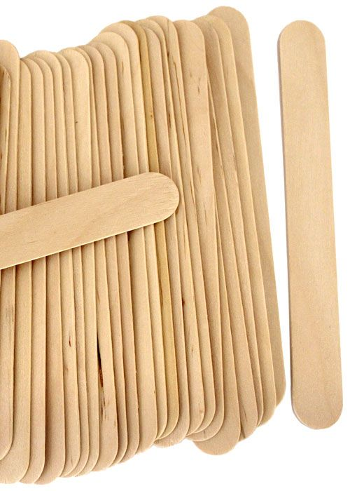 wood sticks crafts ideas jumbo wooden popsicle sticks craftysticks 5764
