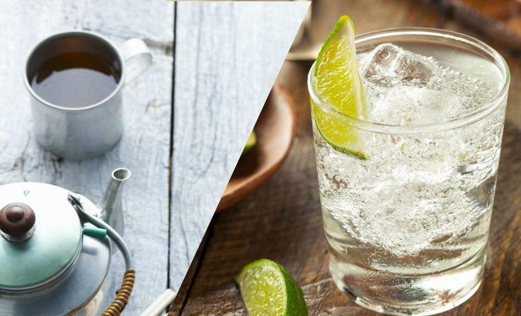 Drik dig i balance: Urtete om morgenen – G&T om aftenen