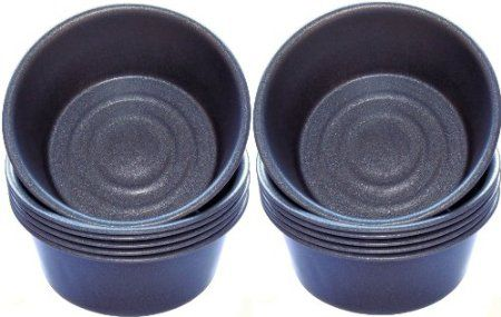 Professional Cupcake / Muffin Baking Tins, Pack of 12: Amazon.co.uk: Kitchen & Home