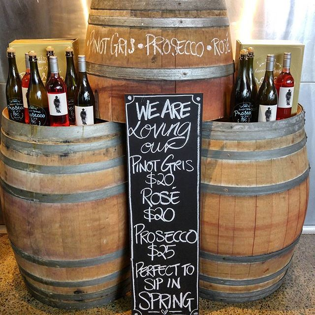 Spring time sipping at Innocent Bystander. #yarravalley #wine #yarravalleylife
