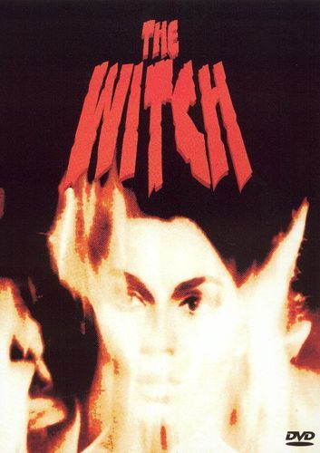 The Witch [DVD] [1967]