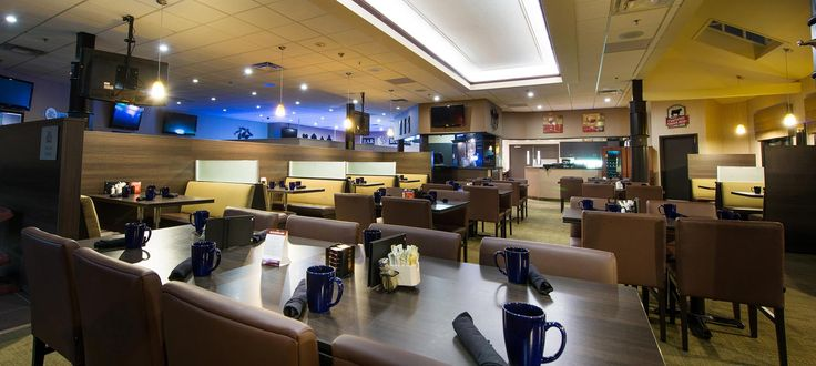 Dine in our on-site restaurant!