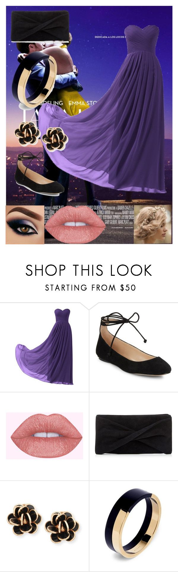 """""""Violet Fever"""" by darkphoenixlightangel ❤ liked on Polyvore featuring Remedios, Karl Lagerfeld, Reiss, Chantecler and Marni"""