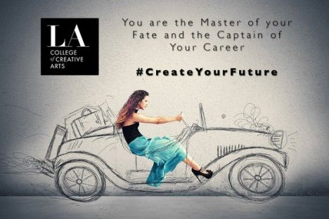 WIN A Trip to London Fashion Week with LA College