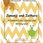 If your kiddos love The Polar Express than they must also read Chris Van Allsburg's classics Jumanji and Zathura. This 37 page unit includes compar...