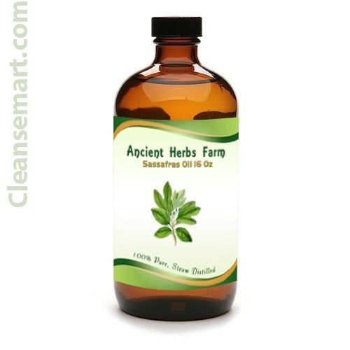 sassafras oil, sassafras oil,  sassafras oil  Sassafras Oil 16 oz      Available in 16 oz - 8 oz and 4 oz          100% Pure, and have not been cut nor diluted.  Sassafras is one of three species of laurel and the only one that is native to eastern North America (the other two are found in eastern Asia), and it is considered the most important. It may be a small, aromatic bush or grow as a large, deciduous tree to a height of fifty or sixty feet