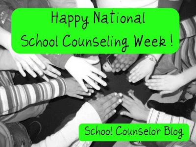 It's not too late to celebrate and advocate! Happy National School Counseling Week! #NSCW