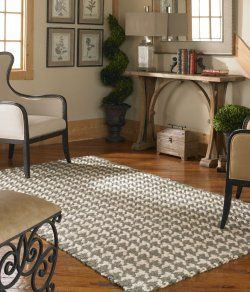 bengal hand loomed 8 x 10 rug olive gray by uttermost available at www