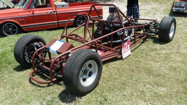 Kit Car Street Hot Rod Ariel Atom Autocross Indy Ff6 Mid Engine 43